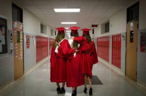 Susto pre graduaciòn!