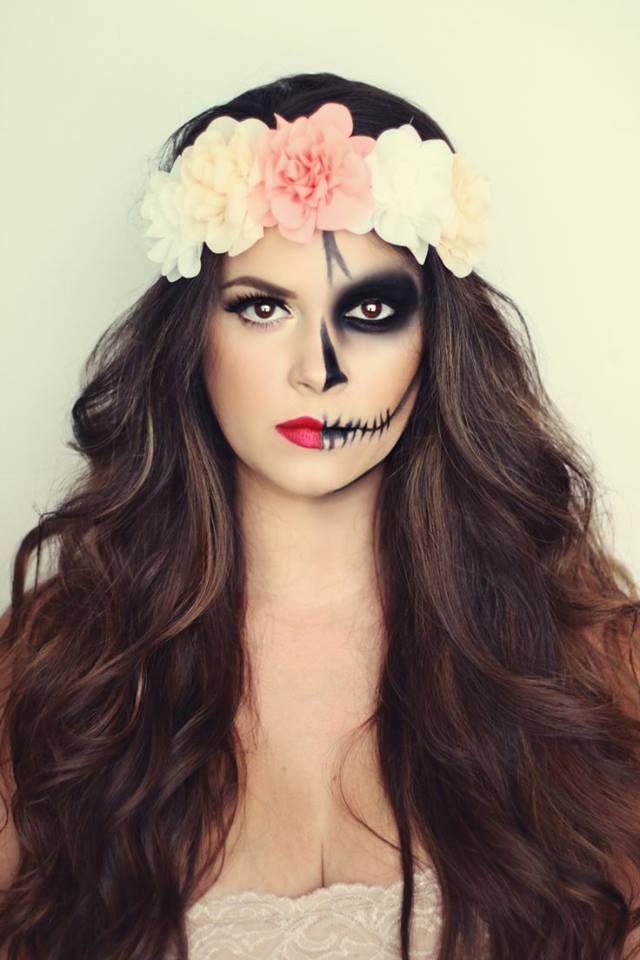 Maquillaje De Diabla Maquillaje De Diablesa Para Halloween - Como-maquillar-a-una-diabla